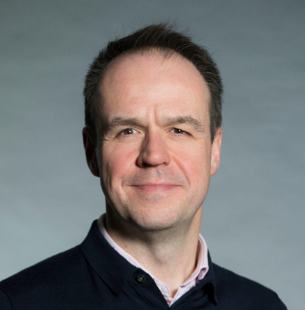 Mark Robinson CFO International Illumina